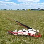 glider parachute
