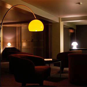 Maison Rouge, vintage design, Hearing Ghosts, sound installation