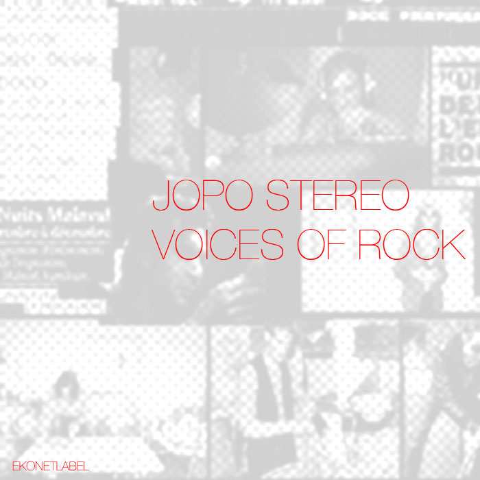 Voices Of Rock by Jopo Stereo