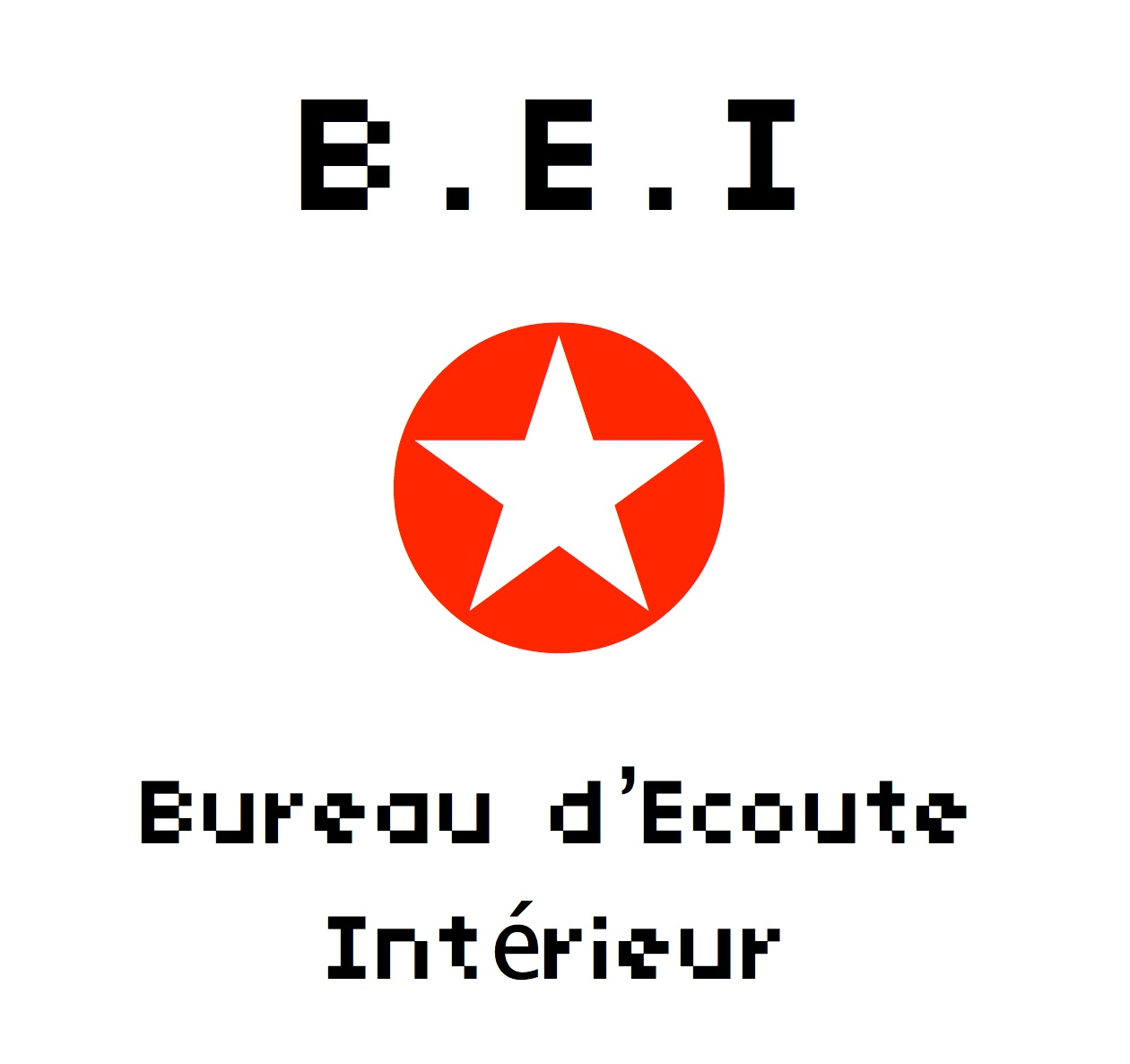BEI logo, Bureau d'Ecoute Intérieur
