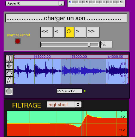Flavitron, open source software, MAX MSP