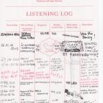 Box of 78s Listening-Log