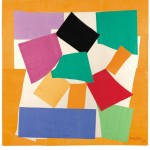 The Snail 1953 by Henri Matisse