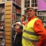 Jean-Philippe Renoult, Dinahbird, Bureau d'Ecoute Intérieur, Centre Culturel Irlandais, Paris