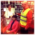 Jean-Philippe Renoult, Dinahbird, Bureau d'Ecoute Intérieur, Centre Culturel Irlandais, Paris, Jacqueline Caux